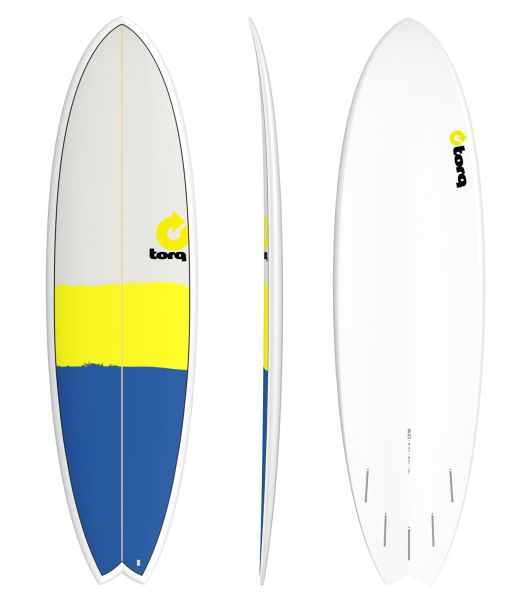 how to tell is a surfboard is a fish