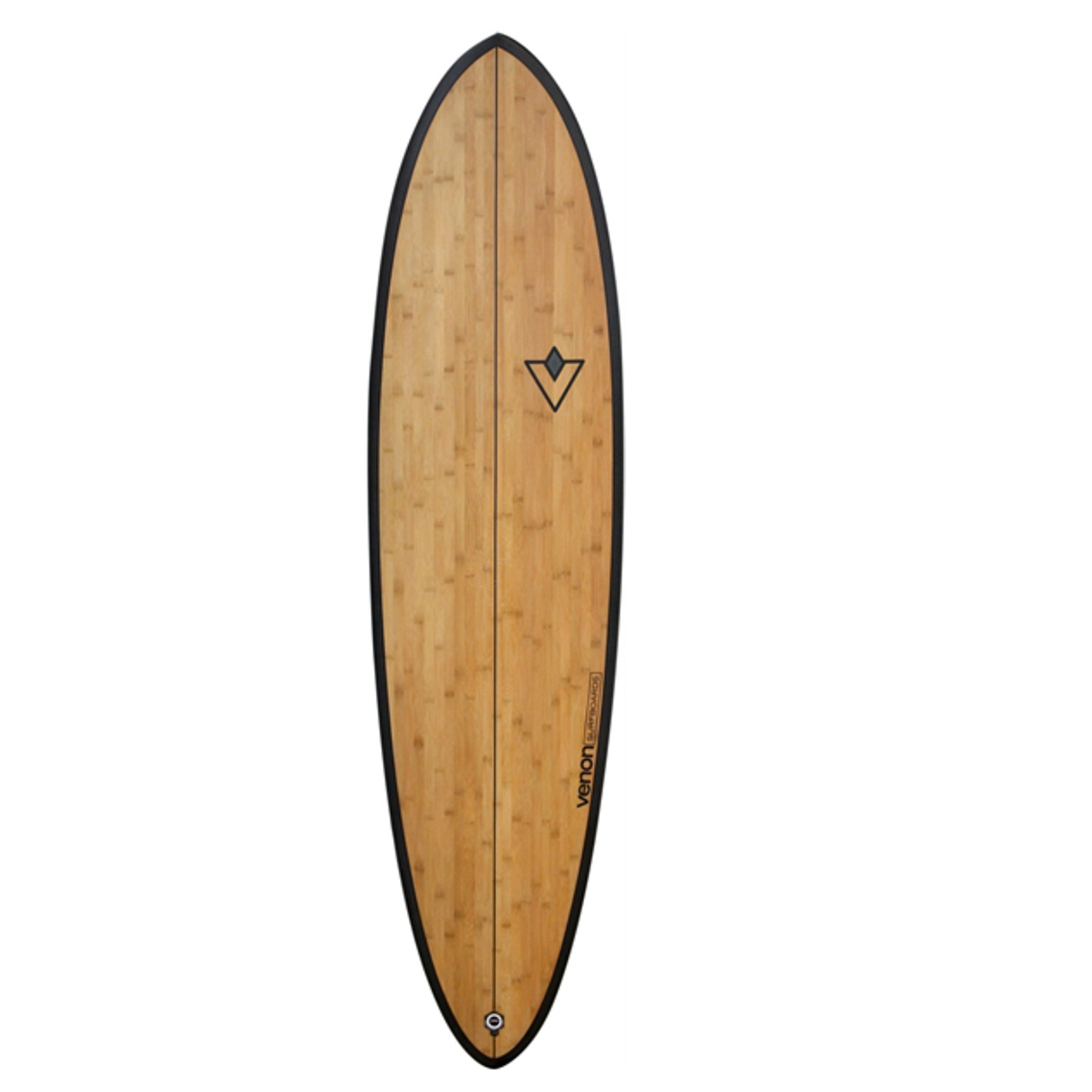 Surfboard VENON Spindle 7.2 Bambus