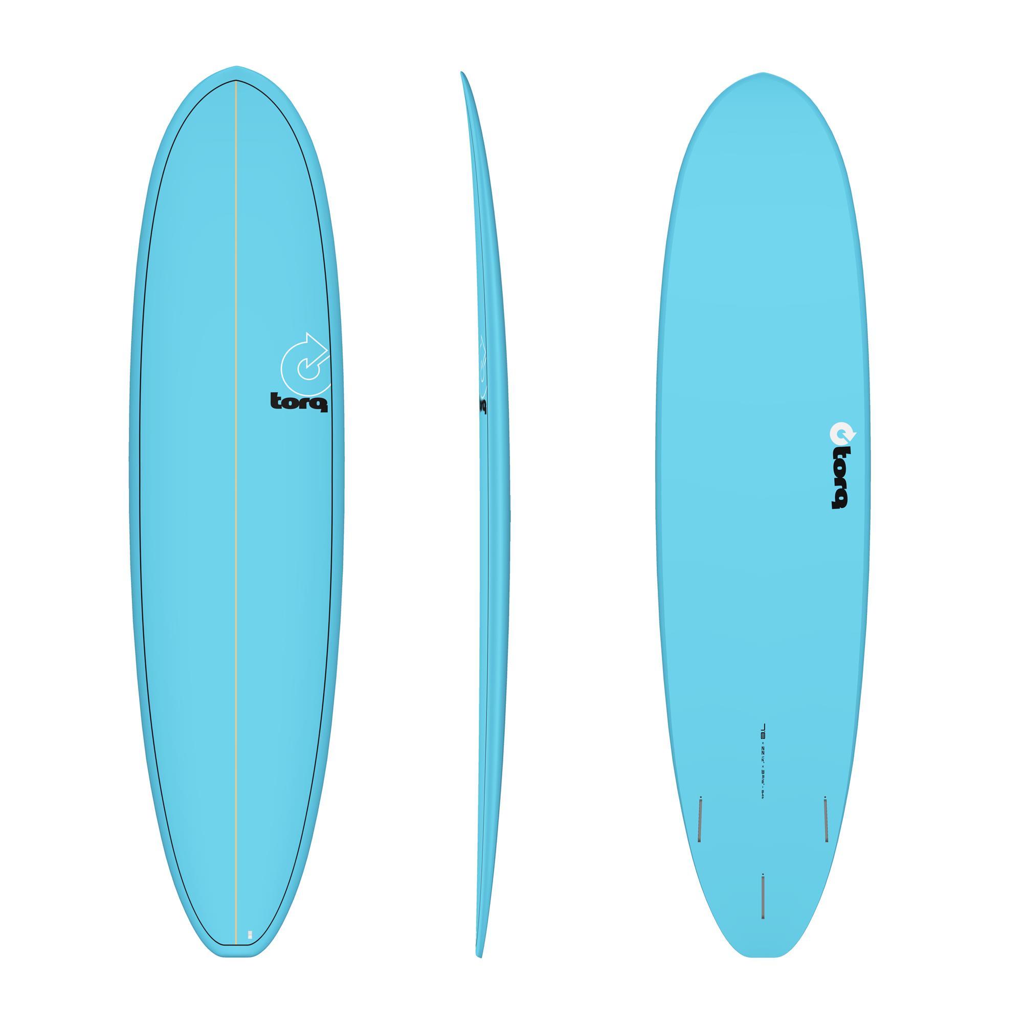 MADNESS Boardbag PE 7.2 Funboard Blau Rot f Surfboards